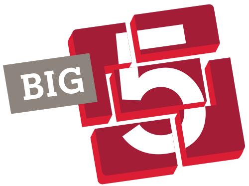 """Résultat de recherche d'images pour """"big 5"""""""