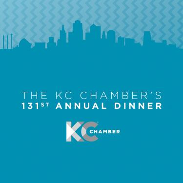 The KC Chamber's 131st Annual Dinner