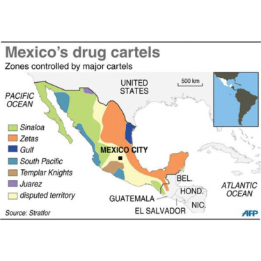 Mexico's Drug Cartels